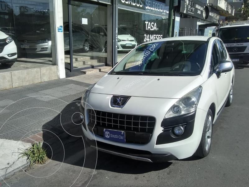 Peugeot 3008 SUV GT Line THP Tiptronic usado (2014) color Blanco precio $900.000