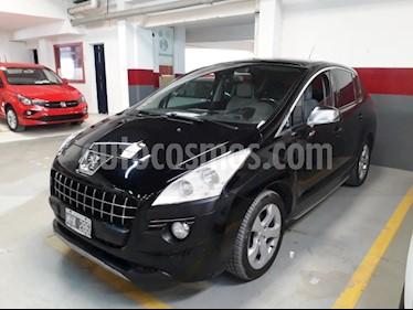 Peugeot 3008 SUV GT Line THP Tiptronic usado (2013) color Negro precio $670.000
