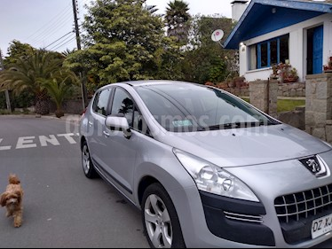 Peugeot 3008 1.6L Allure HDi usado (2012) color Gris Aluminium precio $7.000.000