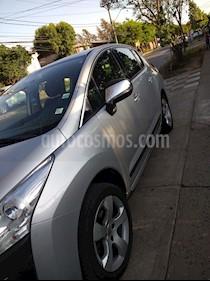 Peugeot 3008 Active 1.6L HDi  usado (2013) color Gris Aluminium precio $7.800.000