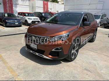 Foto venta Auto usado Peugeot 3008 Allure Pack 1.6 THP (2019) color Naranja precio $425,000