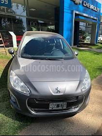 Foto venta Auto Usado Peugeot 3008 Allure (2013) color Gris Aluminium precio $325.000
