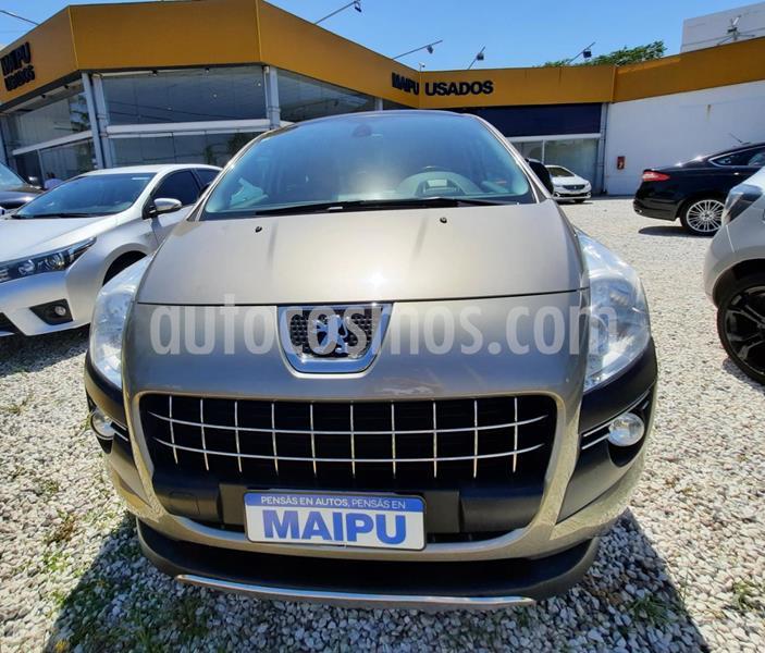Peugeot 3008 Feline usado (2013) color Gris precio $1.200.000