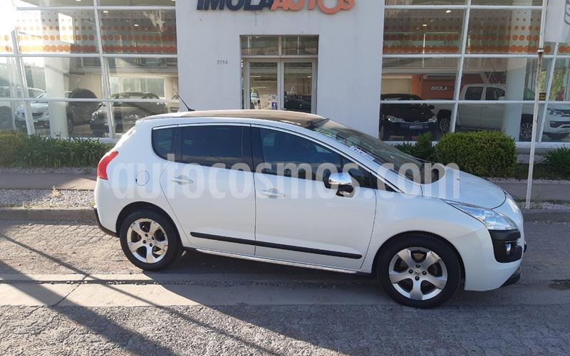 Peugeot 3008 Premium Plus Tiptronic usado (2011) color Blanco precio $990.000
