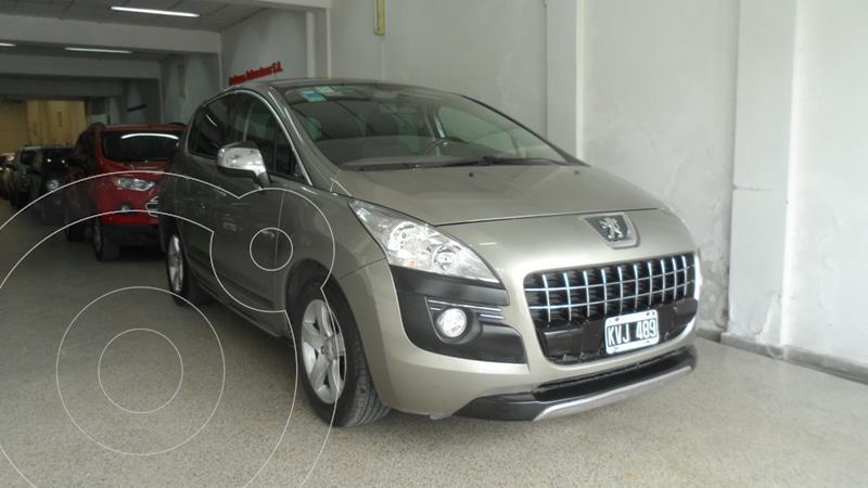 Peugeot 3008 Premium usado (2012) color Gris Aluminium precio $1.190.000