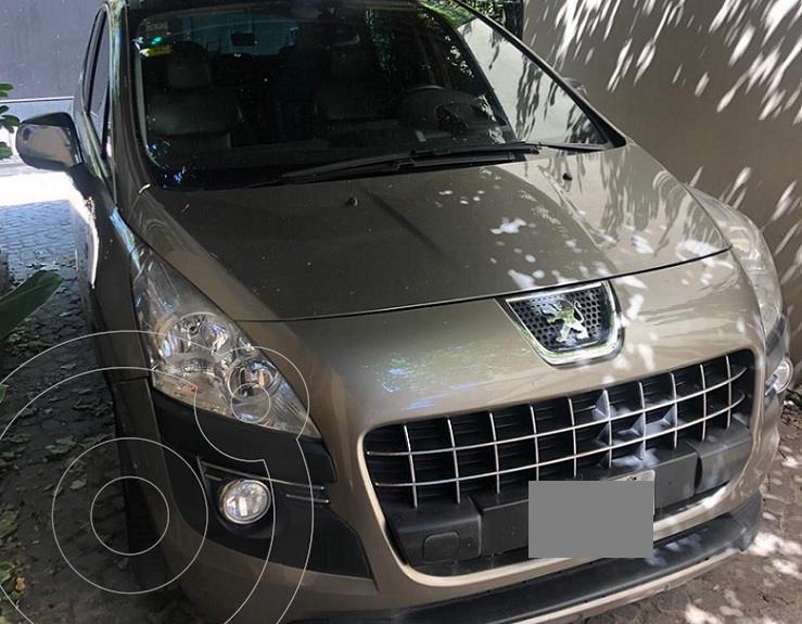 Peugeot 3008 Premium Plus Tiptronic HDi usado (2012) color Gris precio $1.420.000