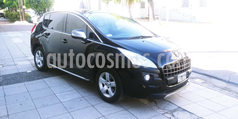 Peugeot 3008 Feline usado (2013) color Negro precio $1.185.000