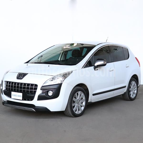 Peugeot 3008 Premium usado (2012) color Blanco precio $1.015.000