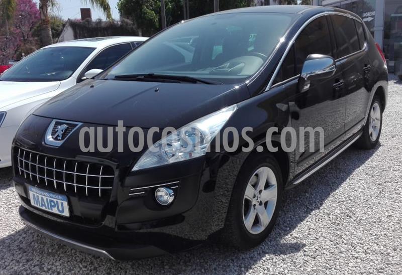 Peugeot 3008 Premium usado (2012) color Negro precio $900.000