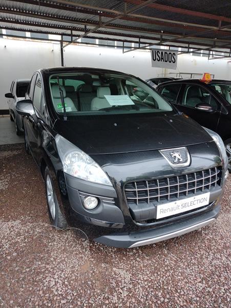 Foto Peugeot 3008 Feline usado (2014) color Negro Perla precio $2.100.000