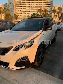 Peugeot 3008 Premium THP 1.6L Aut usado (2018) color Blanco precio $15.500.000