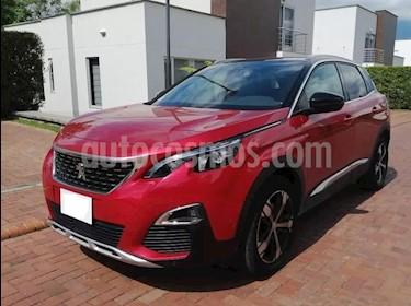 Peugeot 3008 1.6L GT Line Plus Aut   usado (2019) color Rojo precio $75.000.000
