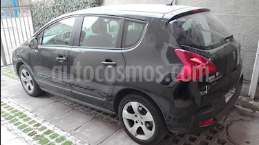 Peugeot 3008 Confort 1.6L VTi usado (2012) color Negro precio $6.600.000