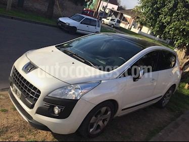 Foto venta Auto usado Peugeot 3008 Feline Tiptronic (2013) color Blanco Nacarado precio $420.000