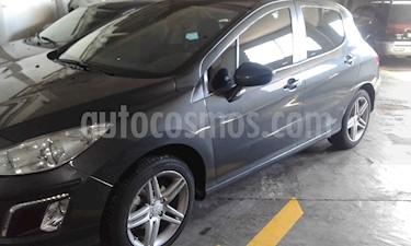 Foto venta Auto usado Peugeot 3008 Feline (2014) color Gris Vapor precio $420.000
