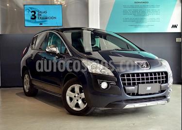 foto Peugeot 3008 Feline usado (2013) color Azul precio $546.000