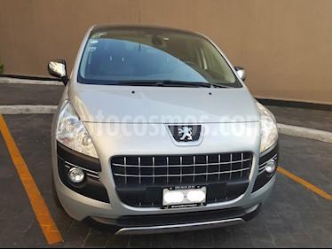 Foto venta Auto usado Peugeot 3008 Feline (2013) color Plata precio $160,000