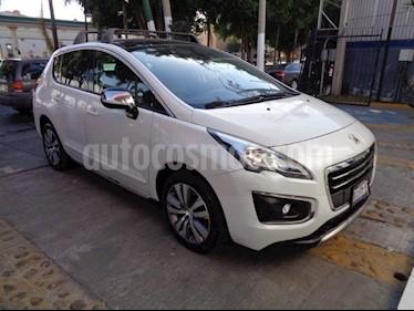 Foto venta Auto usado Peugeot 3008 Feline (2015) color Blanco precio $235,000
