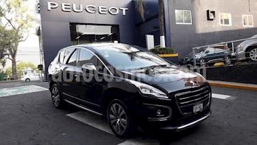 Foto venta Auto usado Peugeot 3008 Feline (2016) color Negro Perla precio $269,900