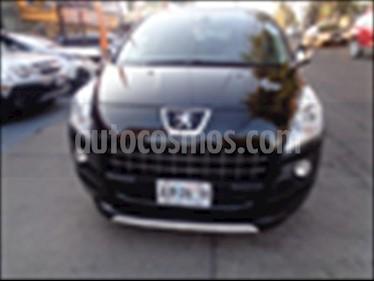 Peugeot 3008 Feline usado (2015) color Negro precio $188,000