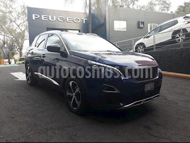 foto Peugeot 3008 GT Line 1.6 THP usado (2019) color Azul precio $544,900