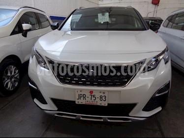 Foto venta Auto usado Peugeot 3008 GT LINE 5P TA (2019) color Blanco precio $569,000