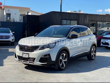 Peugeot 3008 Allure Pack 1.6 THP usado (2019) color Blanco precio $399,800