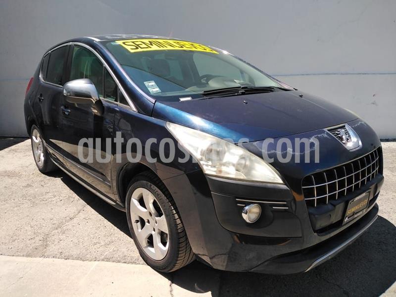 Peugeot 3008 Allure  usado (2011) color Azul precio $120,000