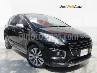 Peugeot 3008 Feline usado (2015) color Negro Perla precio $169,000
