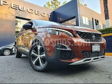 Peugeot 3008 5p GT Line L4/2.0/T Aut usado (2018) color Naranja precio $439,900