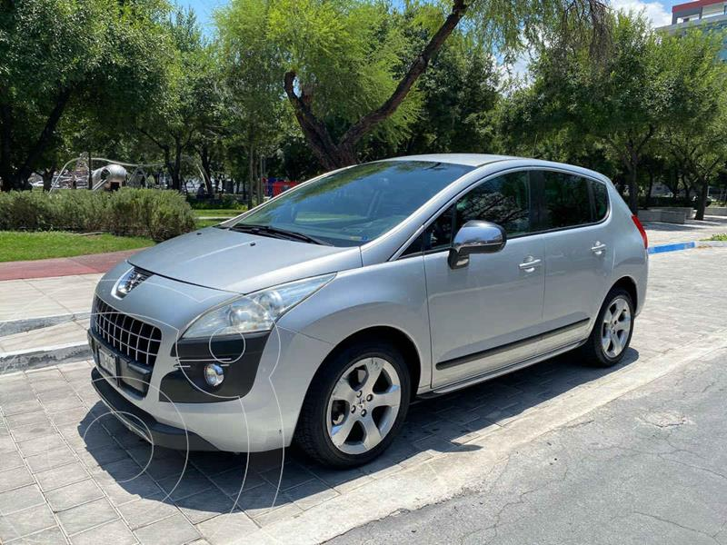 Foto Peugeot 3008 Premium usado (2011) color Plata precio $139,900