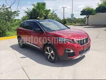 Peugeot 3008 GT Line 2.0 HDi usado (2019) color Rojo precio $498,000