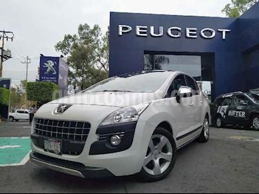 Peugeot 3008 5p Feline 1.6L Tiptronic Q/C usado (2013) color Blanco precio $159,900