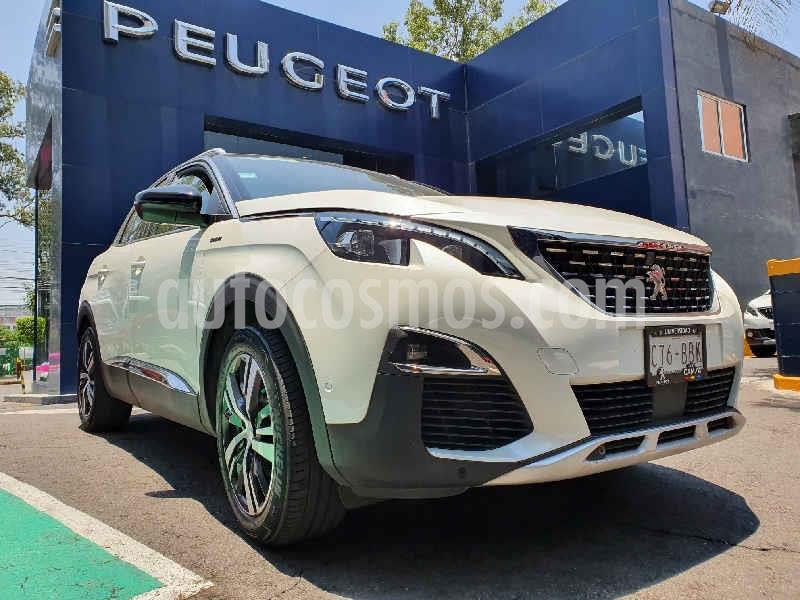 Peugeot 3008 GT Line 2.0 HDi usado (2020) color Blanco precio $549,900
