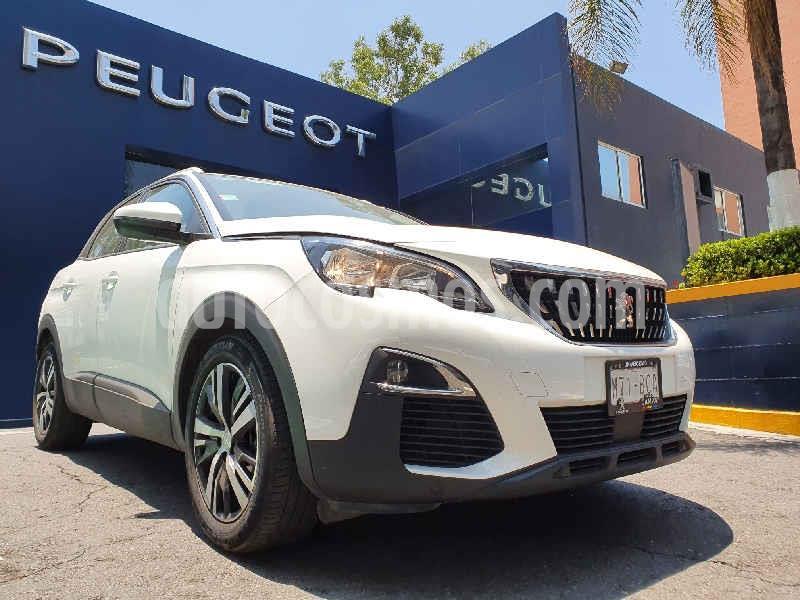Peugeot 3008 Active 1.6 THP usado (2020) color Blanco precio $389,900