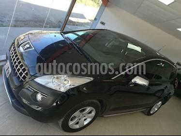 Peugeot 3008 Premium Plus Tiptronic usado (2013) color Negro precio $450.000