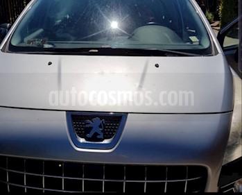 Peugeot 3008 Premium THP 1.6L Aut  usado (2010) color Gris precio $6.100.000