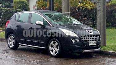 Peugeot 3008 Premium THP 1.6L Aut  usado (2010) color Negro precio $5.500.000