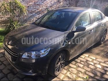 Foto Peugeot 301 1.6L Active HDi usado (2017) color Gris Shark precio $7.500.000