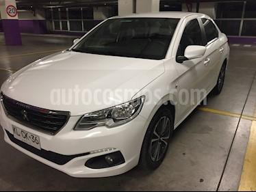 Peugeot 301 1.6L Allure HDi 92HP  usado (2018) color Blanco precio $7.290.000