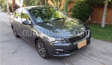 Peugeot 301 1.6L Allure HDi usado (2018) color Gris Shark precio $8.750.000
