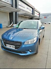 Foto venta Auto usado Peugeot 301 1.6L Allure Pack HDi (2013) color Azul Kyanos precio $5.100.000