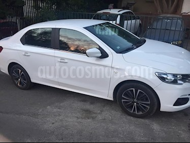 Peugeot 301 1.6L Allure Pack HDi usado (2018) color Blanco Banquise precio $8.990.000