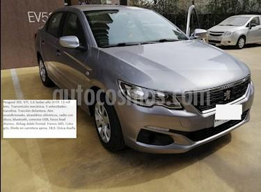 Peugeot 301 1.6L VTi Active 115HP usado (2019) color Gris precio $7.200.000