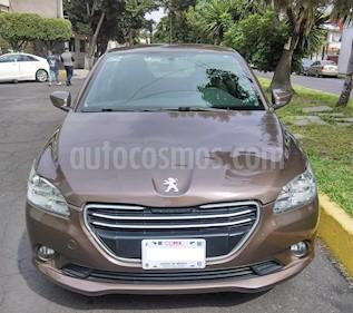 Peugeot 301 Active Aut usado (2016) color Marron precio $135,000