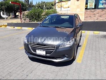 Peugeot 301 Active Aut usado (2016) color Gris precio $165,000