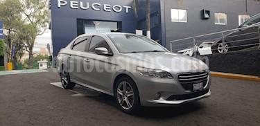 Foto venta Auto usado Peugeot 301 Active HDi Diesel (2017) color Gris Aluminium precio $189,900
