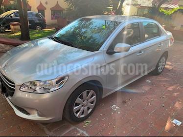 Peugeot 301 Active HDi Diesel usado (2017) color Plata precio $170,000