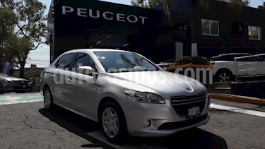 Foto venta Auto usado Peugeot 301 Active HDi Diesel (2017) color Plata precio $189,900