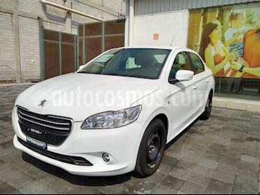 Foto venta Auto usado Peugeot 301 Active HDi Diesel (2017) color Blanco Banquise precio $195,000